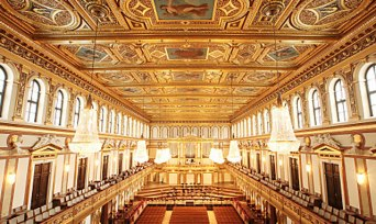 Debut in Wiener Musikverein
