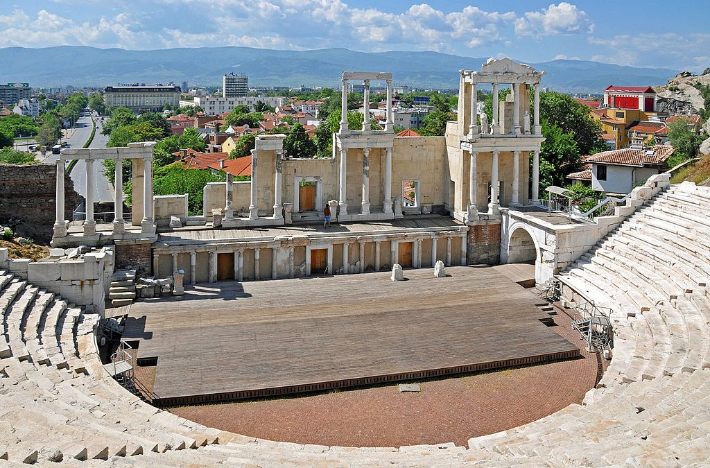 European Capital of Culture 2019, Plovdiv