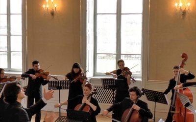 Chamber Symphony, Op. 110 A: 1. Largo (Live) · Genesis Orchestra · Yordan Kamdzhalov